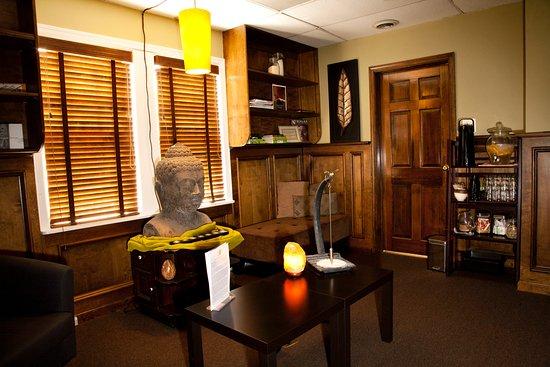 Yardley, PA: Relaxation lounge