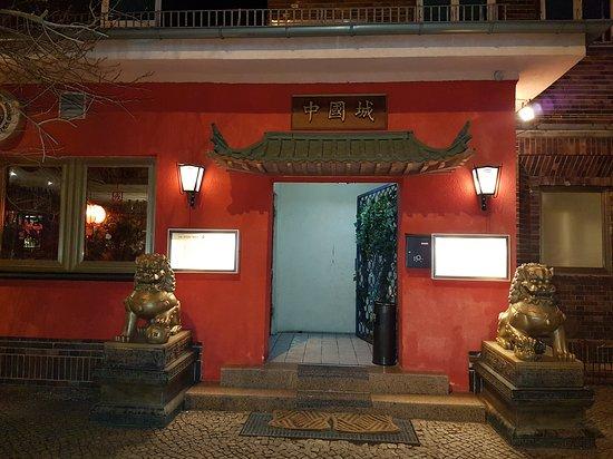 Schwarzheide, Deutschland: China-Restaurant Chinatown