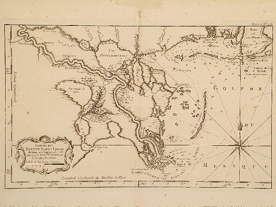 1764 Map of Mouth of Mississippi River by J.N. Bellin ... S In Mississippi Map on louisiana's map, maryland's map, kentucky's map, maine's map, oklahoma's map, mississippi regions map, ms road map, georgia's map, michigan's map, indiana's map, missouri's map, new mexico's map, mississippi county map, mississippi state map, new jersey's map,