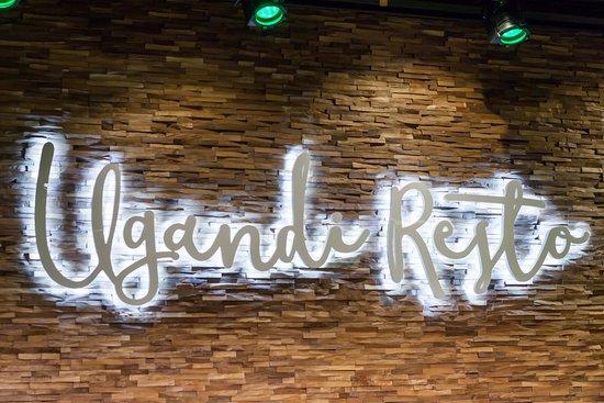 Otepaa, Estonie : Ugandi Resto interior / I floor