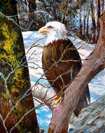 SAC's Gallery: Art by one of our artists, Edward Brummal