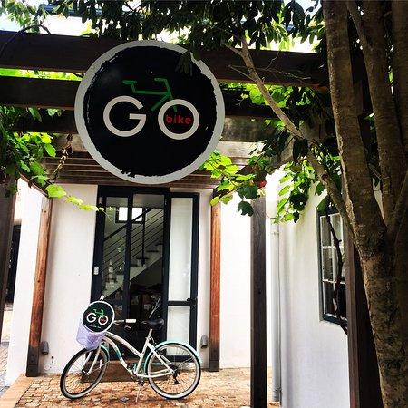 GoBike Hermanus shop