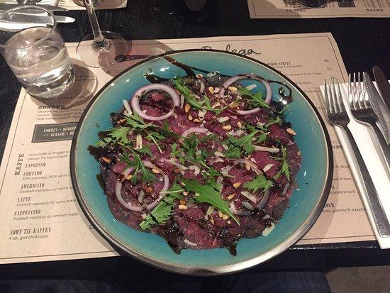 Bodega: Excellent dinner for three.