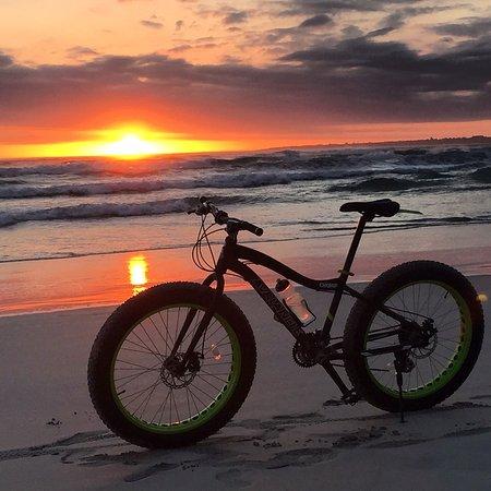 Hermanus, Sør-Afrika: Fat bike hire