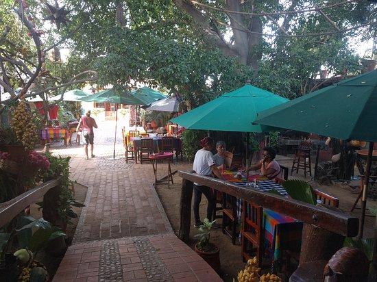 El Quelite, Mexico: restaurante el meson de los laureanos