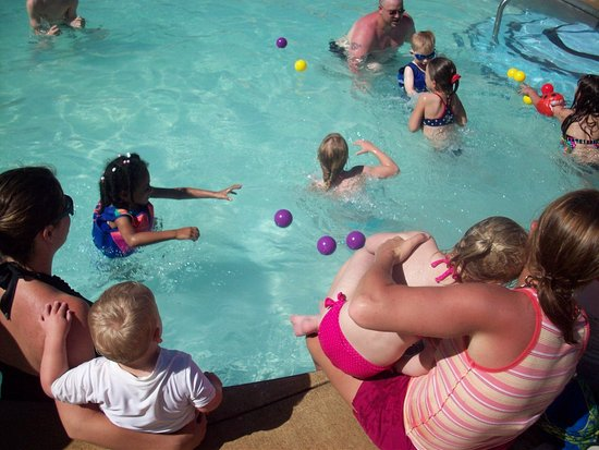Faribault, MN: Enjoy a refreshing afternoon at the pool