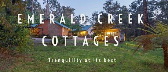 Entrance - Picture of Emerald Creek Cottages, Emerald - Tripadvisor