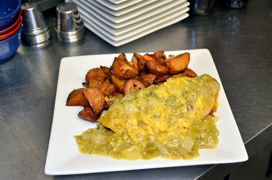Gallatin Gateway, MT: Our Spanish Omelette