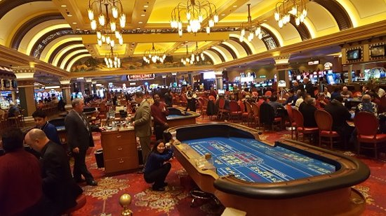 South Point Casino Table Games