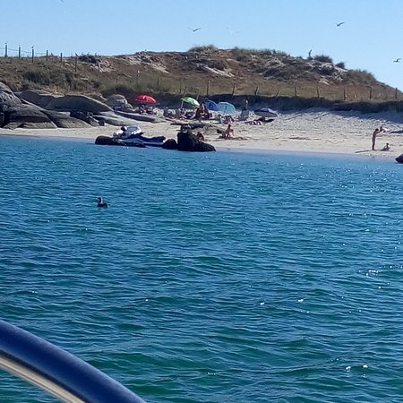 Illa de Arousa照片