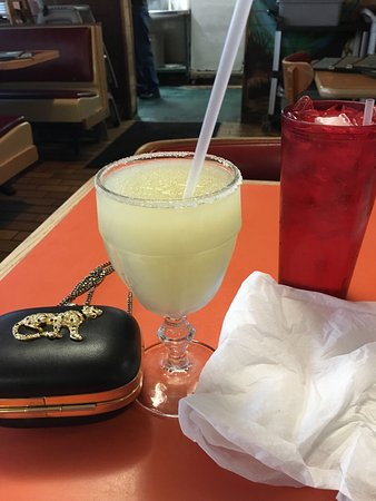 La Nopalera: Margaritas are only $3.50 on Friday's. Very strong. $2.95 on the rest of the week.