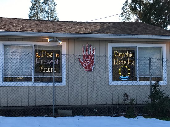 Placerville, Kaliforniya: Psychic shop