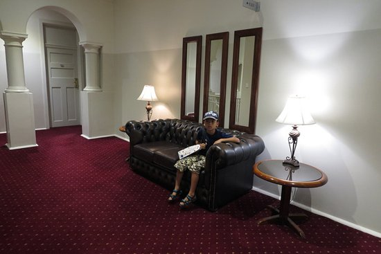 Comfort Inn Wentworth Plaza: エレベーターホール