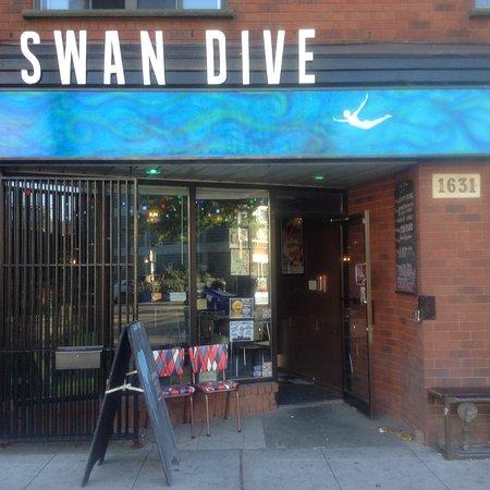 Photo of Restaurant Swan Dive at 1631 Dundas St W, Toronto M6K 1V2, Canada