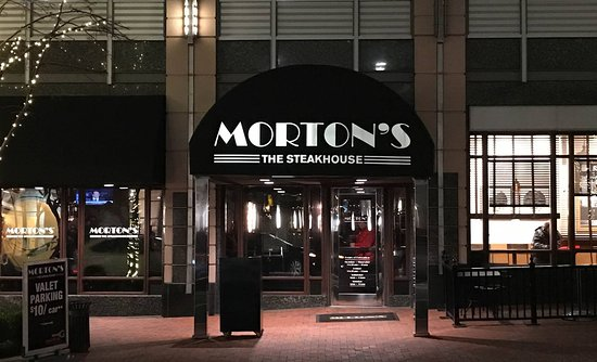 Morton 39 S The Steakhouse Reston Menu Prices Restaurant Reviews