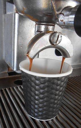Waipu, Nowa Zelandia: Another Great Coffee at Zippys
