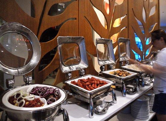 buffet breakfast picture of harvest hotel cabanatuan city rh tripadvisor com