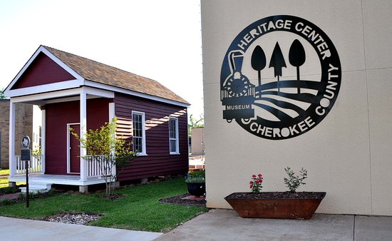 Heritage Center of Cherokee County, Texas