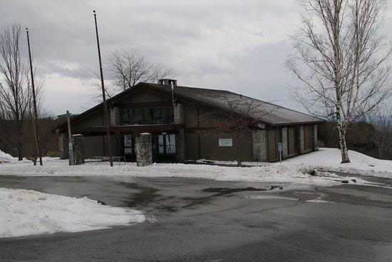 Lanesboro, MA: Visitor Center