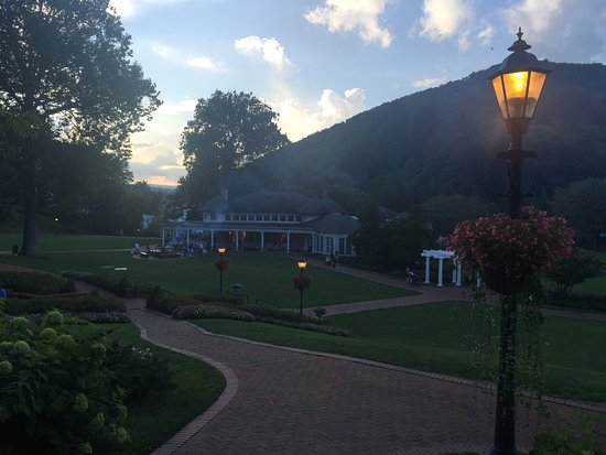 Hot Springs, VA: The Homestead