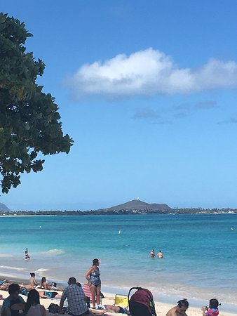 Kailua Beach Park: This place is magical! The calm, beautifully colored waters right in front of you are so invitin