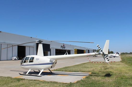 Privat helikoptertur i Buenos Aires
