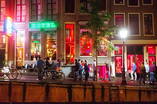 Offbeat Amsterdam: Red Light District...