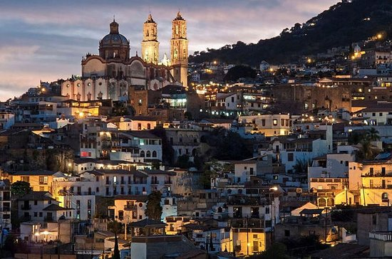 Private Tour: Taxco and Cuernavaca...