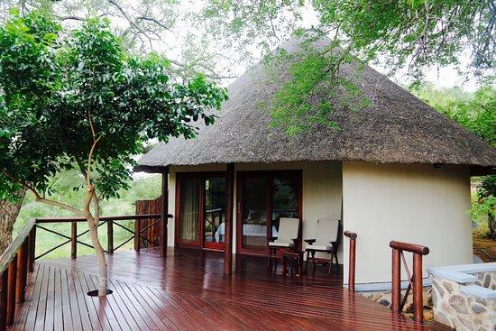 Balule Nature Reserve, Republika Południowej Afryki: Rondawel 1