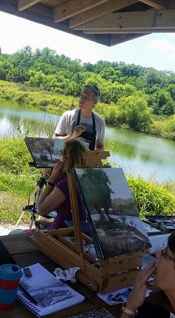 Renaissance School of Art: Plein Air watercolor workshop