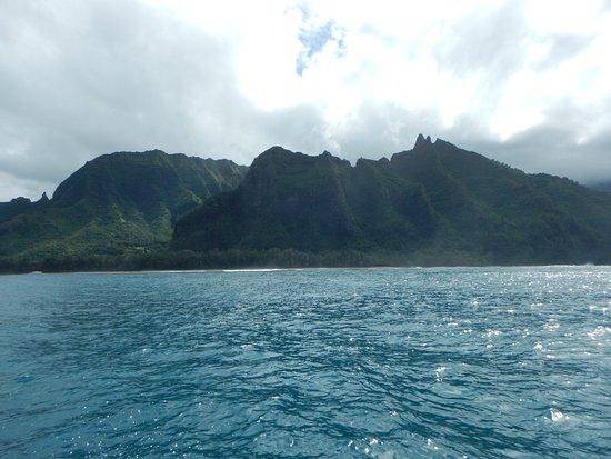 Kilauea, Hawái: Napali Coast