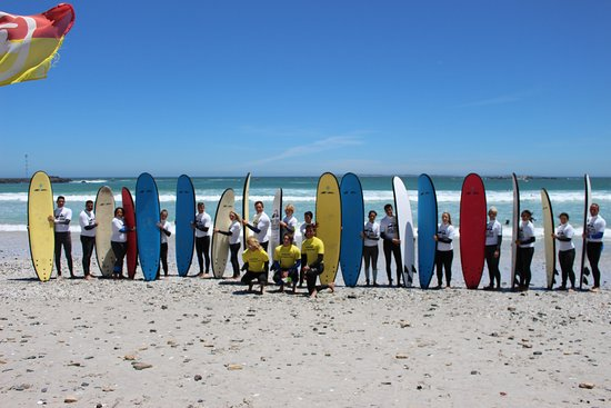 Cape Town Surf School (Pty) Ltd