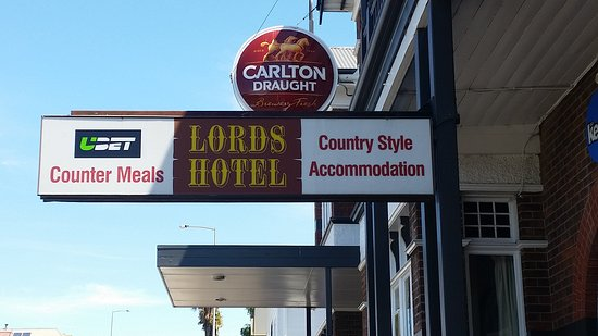 Lords Hotel: 20170128_134637_large.jpg