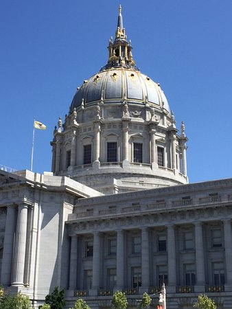 San Rafael, CA: San Francisco City Hall is a must see, on your travel itinerary.