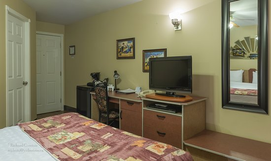 Chibougamau, Canadá: C'est la chambre de base photo #2