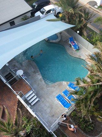 Beach Palms Holiday Apartments Photo