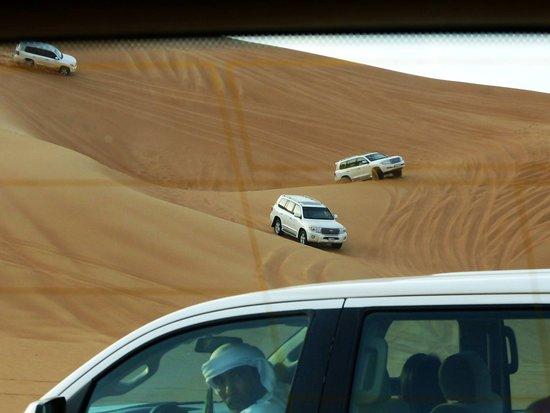 Raintree Hotel, Deira City Centre: Safari dunes super