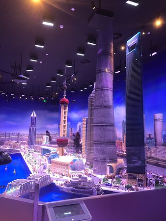LEGOLAND Discovery Center Shanghai