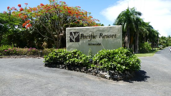 Pacific Resort Aitutaki: Der Anfang vom Paradies