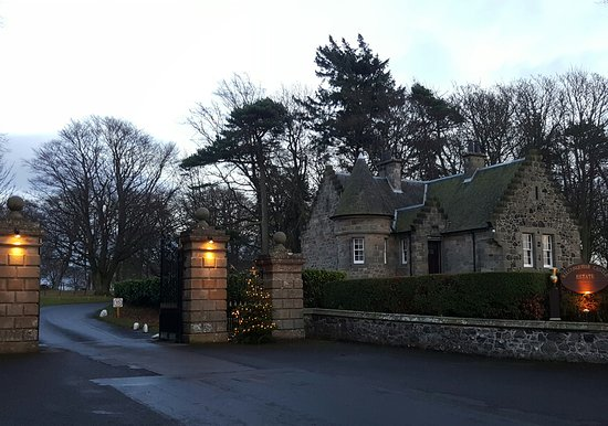 Kilconquhar, UK: Hotel entrance