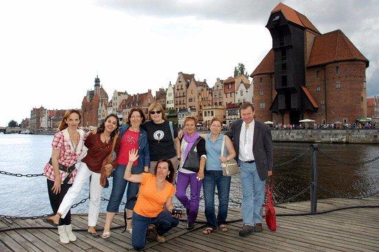 Gdansk History Museum (Muzeum Historyczne Gdanska): Żuraw - dawny port w Gdańsku