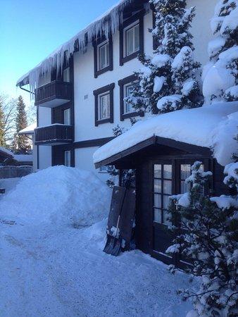 Oy-Mittelberg, เยอรมนี: Tolles Hotel mit superfreundlichem Personal. Top Wellness Landschaft.