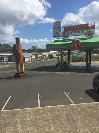Ned Kelly's Motel