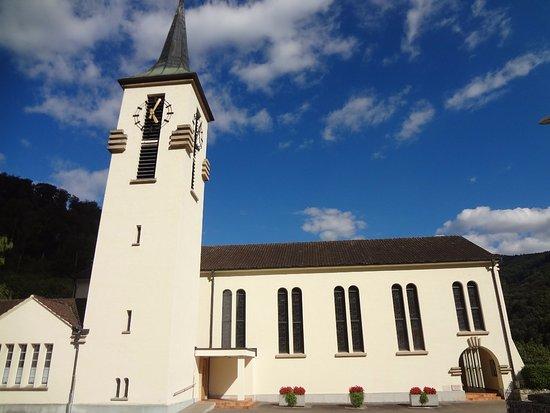 Eglise catholique de Soyhières
