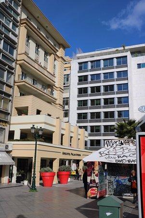 Pallas Athena Hotel