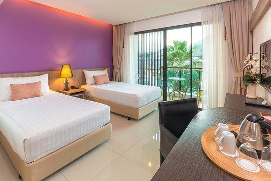 The pago design hotel phuket ratsada tha lande voir for Design hotel 69