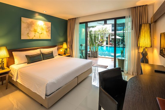 The pago design hotel phuket ratsada tayland otel for Design hotel phuket