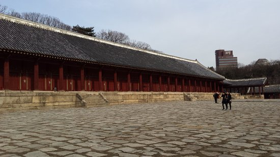 Jongmyo Shrine : 20170128_174443_large.jpg
