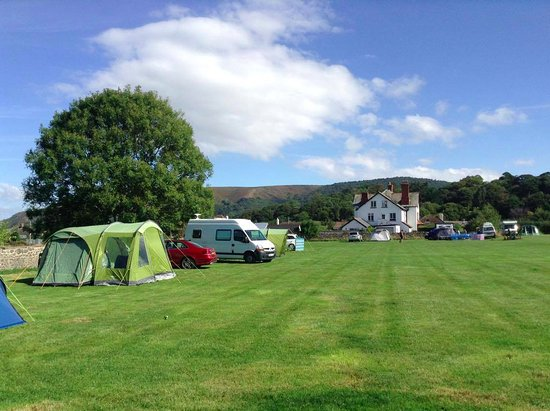 Sparkhayes Farm Camping Site Porlock Campground Reviews Photos Tripadvisor