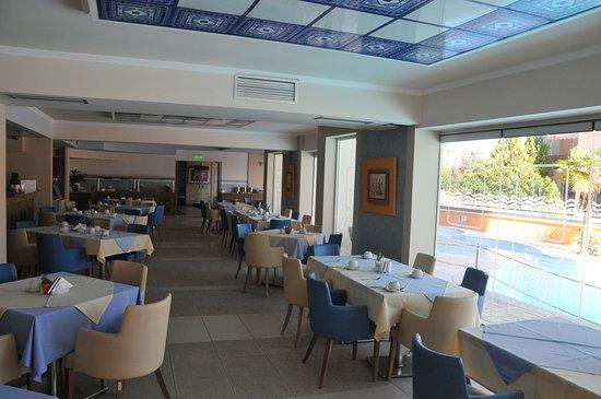 Lefkandi, Greece: Το εστιατόριο μας